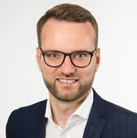 Sebastian Eggert, Digital Solution Consultant